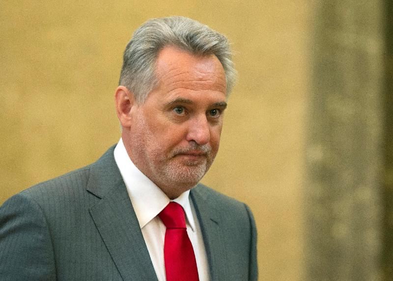 Dmytro Firtash, one of Ukraine's richest men, was arrested in Austria moments after a Vienna court ruled he could be extradited to the US on corruption charges