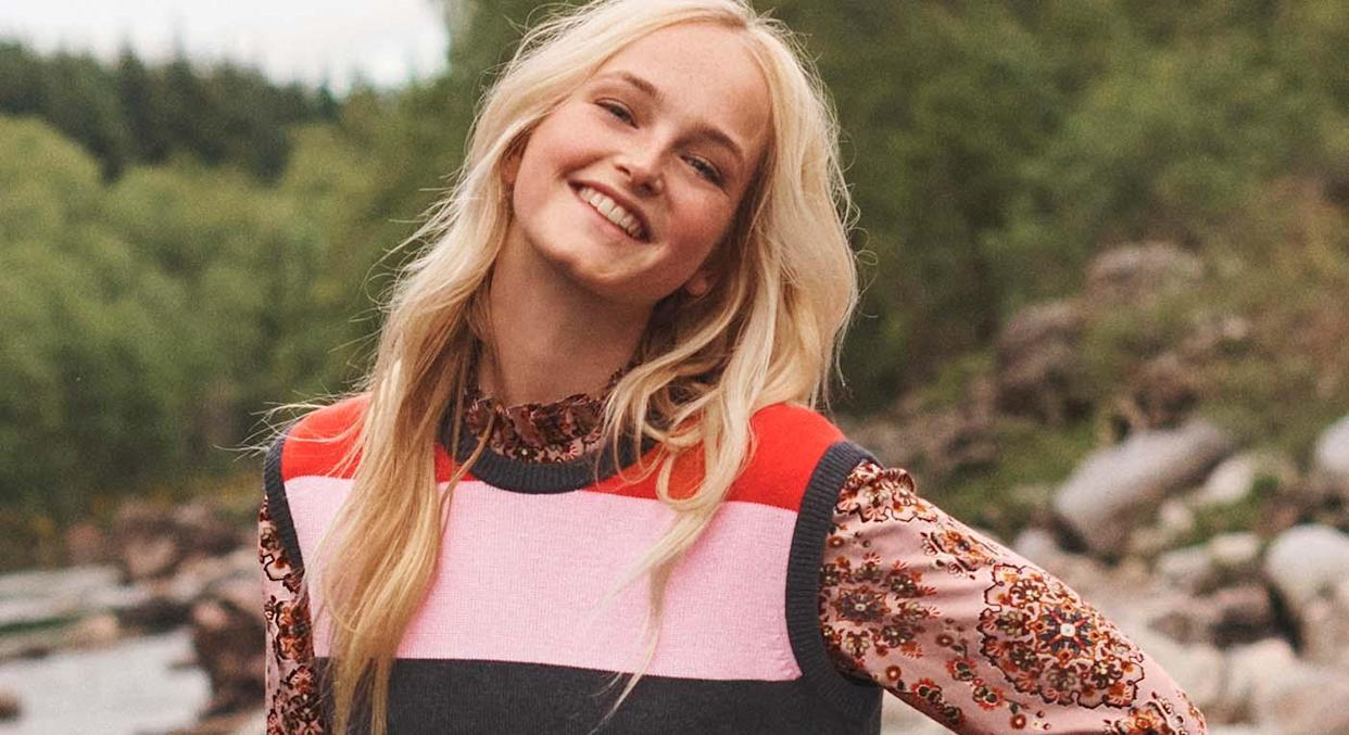 Boden celebrates its 30th birthday in the most fashionable way.  (Boden)