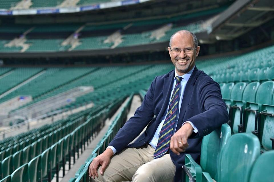 'I'm not posh – I don't come from a posh background' (RFU)