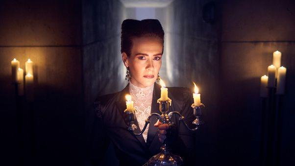 <p><strong><em>American Horror Story: Apocalypse</em> (2018)</strong></p><p>Season eight of Ryan Murphy's darkly comic horror anthology series has a dystopian theme, and cleverly crosses over with seasons one and three. The typically amazing cast includes Sarah Paulson, Emma Roberts, Angela Bassett, Kathy Bates, Evan Peters and the legend that is Joan Collins.</p><p>Available 29th September</p>