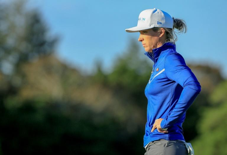 Eagle lifts England's Reid to LPGA lead in New Jersey