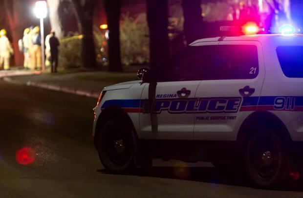 Police crime statistics from April show crime is declining in Regina, but a few areas saw some increases year-to-date. (Bryan Eneas/CBC - image credit)