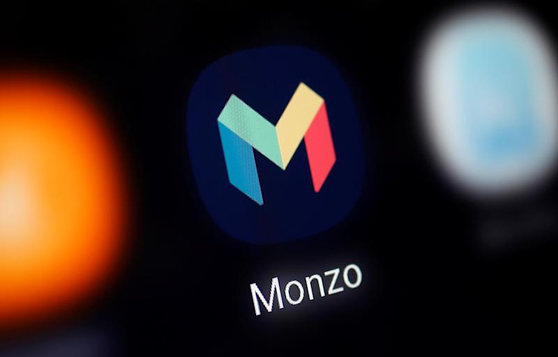 A Monzo logo is seen in this illustration taken January 6, 2020. REUTERS/Dado Ruvic/Illustration