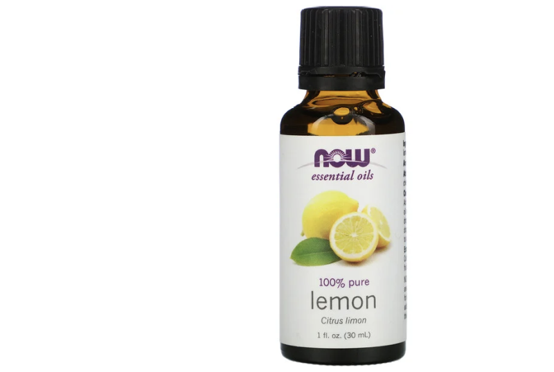 Now Foods, Essential Oils, Lemon. (PHOTO: iHerb)