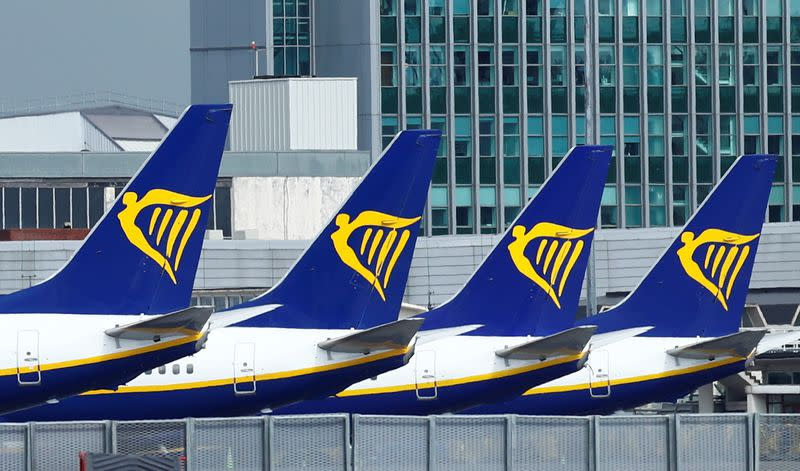 Ryanair to challenge Portugal's TAP bailout in EU courts