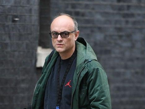 <p>Mr Cummings has alleged that the Boris Johnson stopped discussing the matter with him after he questioned the ethics of soliciting funds to do up the residence shared by the PM</p> (Getty Images)