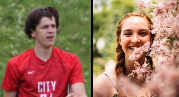 John Geerdes of Iowa and Emma Machado of Winnipeg, both 18, were killed when a charter bus with 43 other students on board left a gravel road and went down an embankment between Port Alberni and Bamfield, B.C., on Sept. 13, 2019.