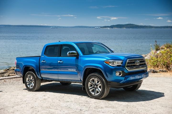 2016 Toyota Tacoma Limited photo
