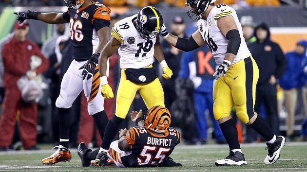 <p>FS1's Whitlock rips ESPN's Gruden, McDonough after 'unfair' criticism during Steelers-Bengals</p>