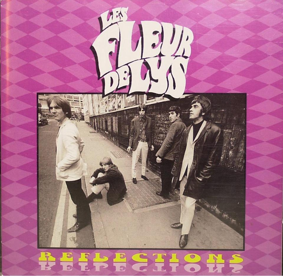 One of Haskell's early bands was The Fleurs de Lys, also known as Les Fleurs de Lys - Shutterstock