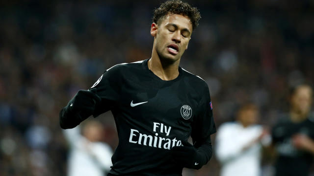 The Paris Saint-Germain star is not at the same level as Lionel Messi and Cristiano Ronaldo, according to the former Brazil international