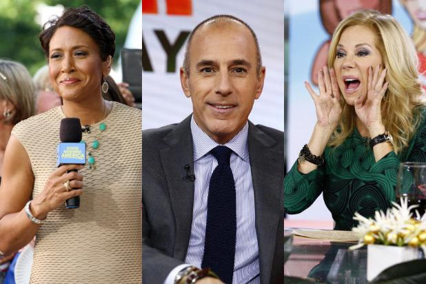 The Most and Least Liked Morning TV Hosts — From Robin Roberts to Kathie Lee Gifford