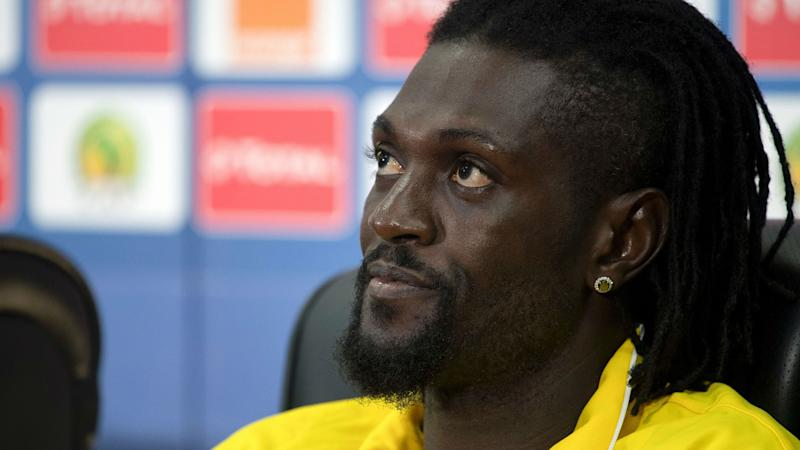 Adebayor: I won't donate to COVID-19