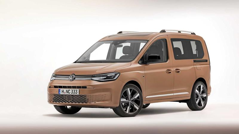 Volkswagen Caddy (2020)