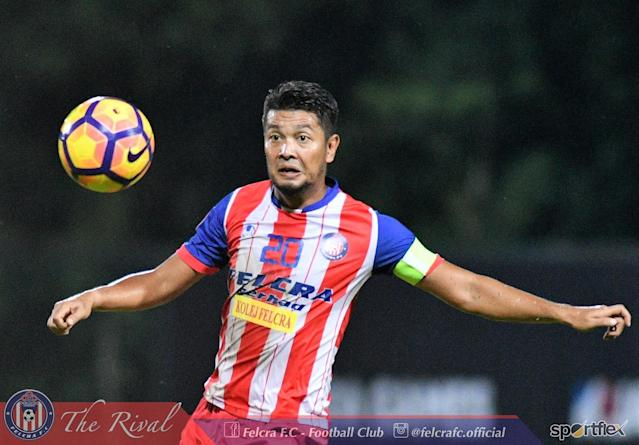 The former Malaysia international says it is difficult for him to be thinking of retirement, and is focused on helping Felcra win MPL promotion.