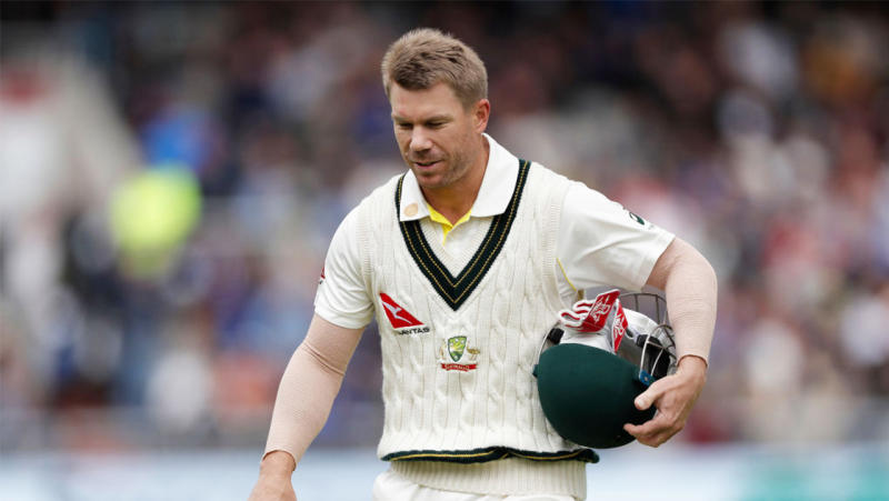 David Warner is set to retain his spot for the fifth Ashes Test. (Getty Images)