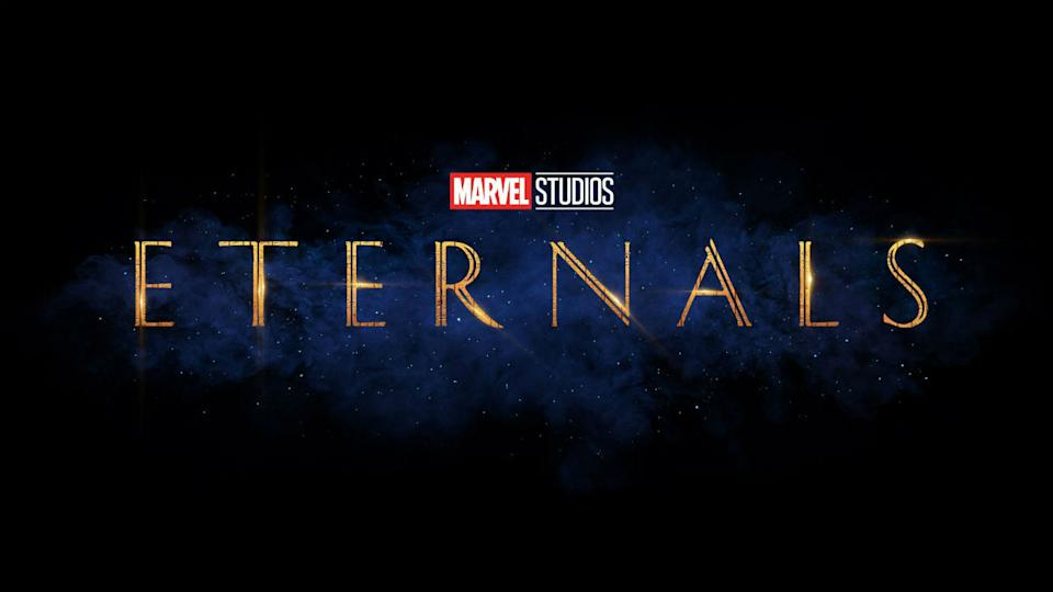 Marvel Phase 4 Eternals
