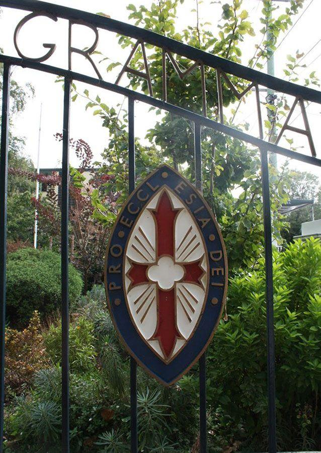 Police investigate allegations that male students at prestigious St Kilda school St Michael's Grammar shared explicit images of young girls online. Picture: Facebook/St Michael's