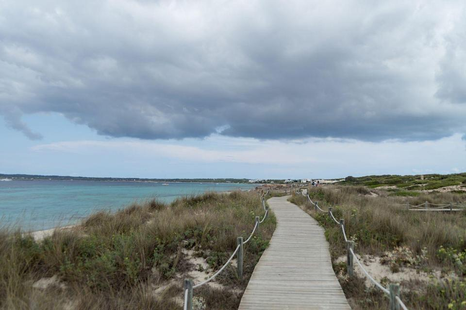 <p>Formentera is a small but scenic island. Visitors can reach it by ferry from Ibiza and, like its bigger (and more popular) neighbor, Formentera has clear waters. People come for the beaches, as well as snorkeling and sailing. Don't miss Calo des Mort and Ses Illetes beaches. </p>