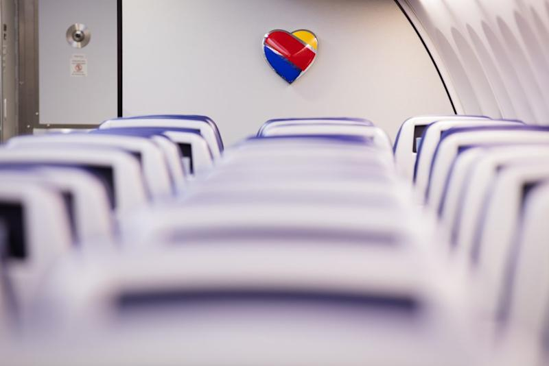 Southwest Airlines Drops One of Its Wi-Fi Providers