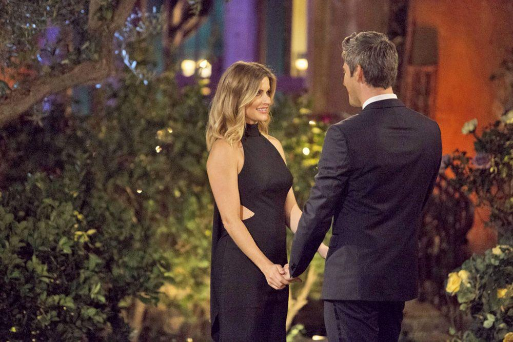 """<p>Like. Not a soul. Which makes trying to get free rose-ceremony dresses from brands pretty tricky. Former <em>Bachelor</em> contestant Chelsea Roy told <em><a href=""""https://www.vox.com/the-goods/2019/1/21/18188851/bachelor-contestants-clothing-sponsored"""" target=""""_blank"""">Vox</a></em>, """"We sign a big NDA where we're not allowed to tell anyone that we've been cast and we're going to start filming the show.  I was able to reach out to a couple of people, local people, and say, 'I would like to support your store in exchange for some exposure in the next few months. Just trust me.'""""</p>"""