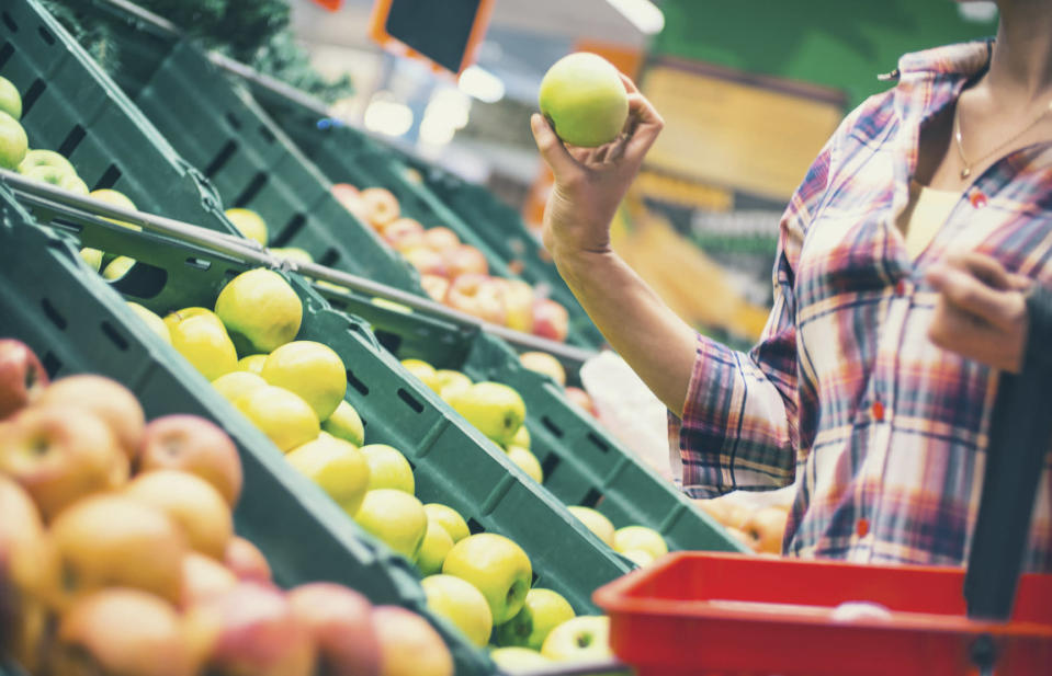 Not eating enough fruit and vegetables appears to be linked to an increased risk of anxiety disorders, according to new research.
