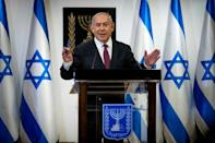 Israeli Prime Minister Benjamin Netanyahu's fractured ruling coalition came to an end after parliament failed to pass a budget bill early Wednesday