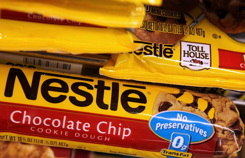 Nestlé Is Recalling Some Cookie Dough Because of Possible Rubber Contamination