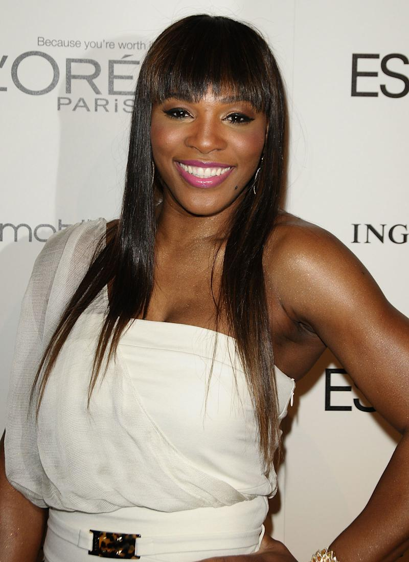 Attendingthe 4th Annual Essence Black Women In Hollywood luncheon on Feb. 24, 2011, in Beverly Hills, California.