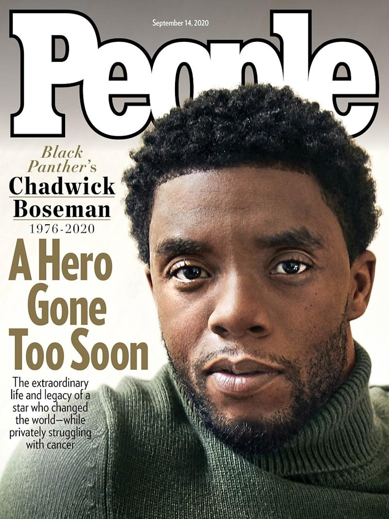 What to Know About Colon Cancer Following Chadwick Boseman's Tragic Death