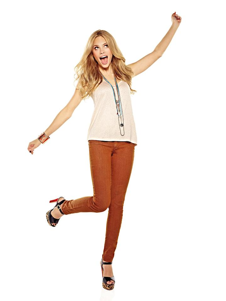 """Halston Sage stars as Grace in """"How to Rock."""""""