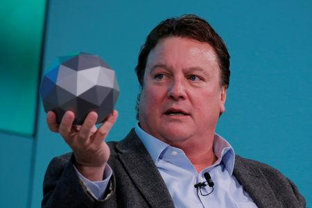 Symantec CEO Greg Clark steps down; shares tumble over 14%