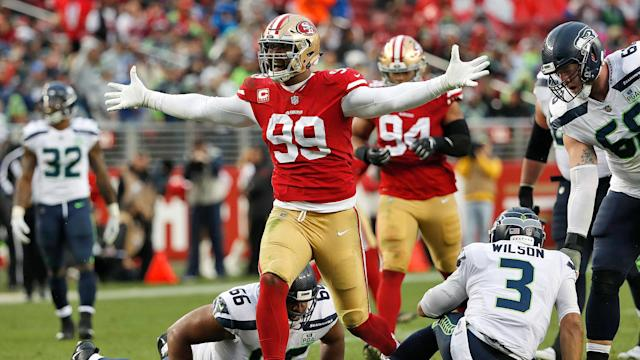 If the 49ers' defensive line lives up to its potential, it will make life a lot easier on everyone else.