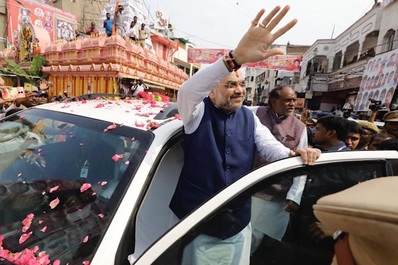 Calcutta High Court Denies Permission to BJP's Rath Yatra to be Flagged Off by Amit Shah