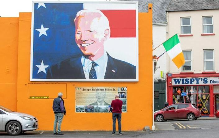 "US President-elect Joe Biden, of Irish descent, HAS warned Britain can forget hopes for a US trade deal after Brexit takes full effect on January 1 if Northern Ireland becomes a ""casualty"" of the EU divorce"