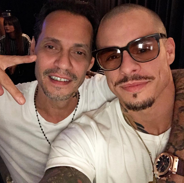 "<p>Hey J.Lo — do these guys look familiar? The singer's exes got together for a photo, when Smart attended Anthony's concert in Miami. ""If you've never seen his show you are really missing out,"" the backup dancer raved. ""A truly captivating performer! Thanks for taking care of my people and I @marcanthony much appreciated."" (Photo: <a href=""https://www.instagram.com/p/BbsEFDTgSVP/"" rel=""nofollow noopener"" target=""_blank"" data-ylk=""slk:Casper Smart via Instagram"" class=""link rapid-noclick-resp"">Casper Smart via Instagram</a>) </p>"