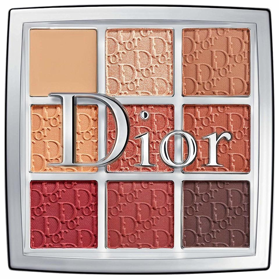 "<p>This luxurious earth sign isn't ashamed of enjoying the finer things in life. With this all-in-one eyeshadow and primer palette from Dior, the bull in your life will be able to decorate their lovely eyes with the finest earth tones. </p> <p><strong>$49</strong> (<a href=""https://www.sephora.com/product/backstage-eyeshadow-palette-P432504?skuId=2191435"" rel=""nofollow"" target=""_blank"">Shop Now</a>)</p>"