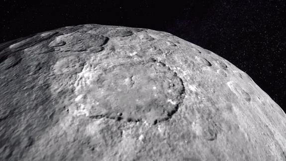 Dwarf Planet Ceres Revealed in Amazing Video