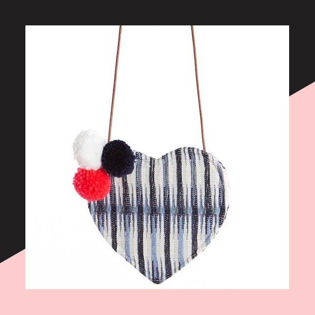 GAIA Heart Purse