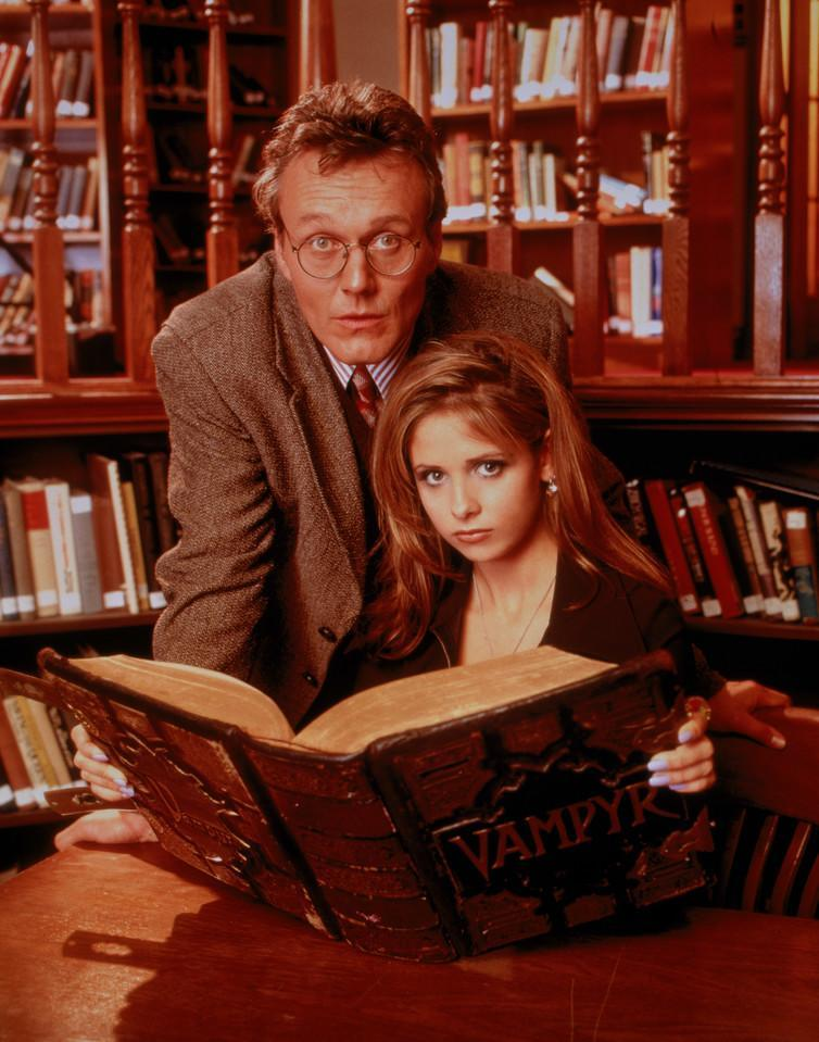 "<span class=""caption"">Buffy's watcher.</span> <span class=""attribution""><span class=""source"">© Twentieth Century Fox Film Corporation. All rights reserved.</span></span>"