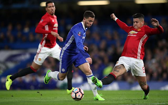<span>Will Manchester United have recovered sufficiently from their Monday night cup exit to Chelsea?</span> <span>Credit: Nick Potts/PA Wire </span>