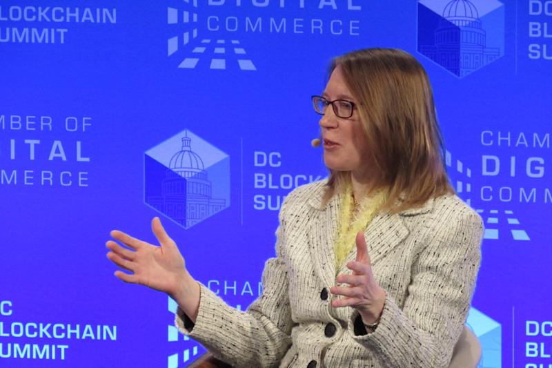 SEC 'Crypto Mom' Hester Peirce Tapped for Second Term at US Regulator