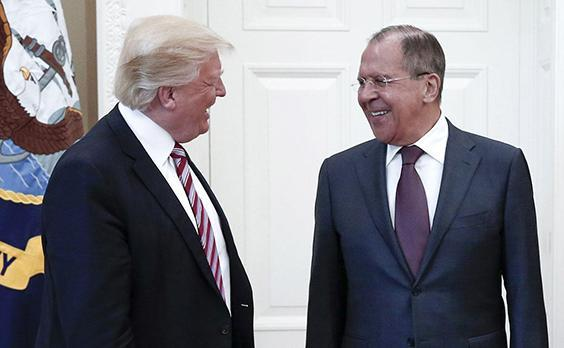 The most terrifying thing about Trump's alleged leak to Russia is that he was probably just showing off