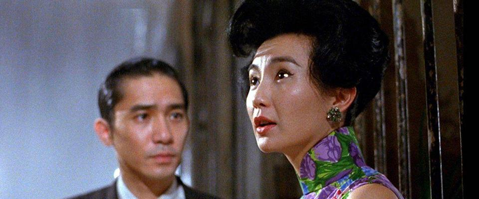 """<p><em>In the Mood for Love </em>is the kind of movie that will have you longing as deeply as the characters on screen. Mr. Chow (<a href=""""https://www.rogerebert.com/cast-and-crew/tony-leung"""" rel=""""nofollow noopener"""" target=""""_blank"""" data-ylk=""""slk:Tony Leung"""" class=""""link rapid-noclick-resp"""">Tony Leung</a>) and Su Li-zhen (<a href=""""https://www.rogerebert.com/cast-and-crew/maggie-cheung"""" rel=""""nofollow noopener"""" target=""""_blank"""" data-ylk=""""slk:Maggie Cheung"""" class=""""link rapid-noclick-resp"""">Maggie Cheung</a>) are next-door neighbors in 1962 Hong Kong, but that's not all they have in common. Their partners are having affairs, too. The neighbors are drawn to each other, but refuse to mimic their spouses' actions.<br></p><p><a class=""""link rapid-noclick-resp"""" href=""""https://go.redirectingat.com?id=74968X1596630&url=https%3A%2F%2Fwww.hbomax.com%2F%3Fgclsrc%3Daw.ds%26gclid%3DCj0KCQjwpNr4BRDYARIsAADIx9w1Xwlvo9ntPpYgPIx7-fbCnVYFuEKvyskicoji-CVLHbG7CcpOOP4aAgCTEALw_wcB&sref=https%3A%2F%2Fwww.oprahdaily.com%2Fentertainment%2Fg33383086%2Fbest-romantic-movies%2F"""" rel=""""nofollow noopener"""" target=""""_blank"""" data-ylk=""""slk:Watch Now"""">Watch Now</a></p>"""