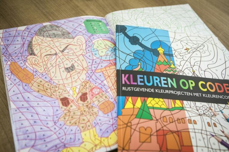 Dutch store withdraws colouring book with Hitler picture