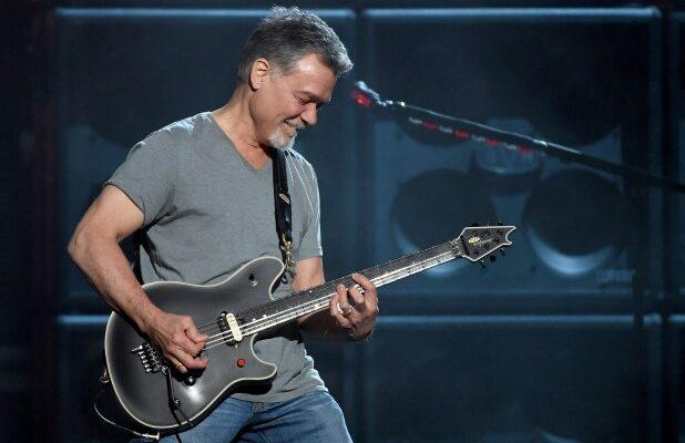Eddie Van Halen Mourned by Billy Idol, Valerie Bertinelli and More: 'He Changed the Face of Rock Music'