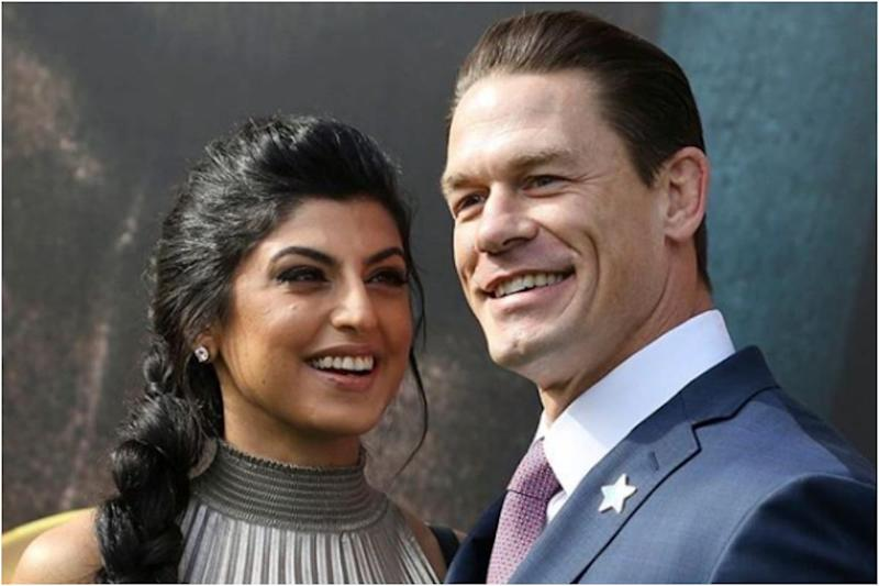 John Cena Marries Shay Shariatzadeh in a Private Ceremony
