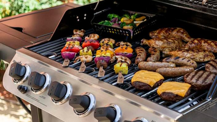 Knock $30 off a grill of your choice.