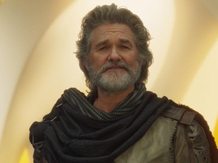 guardians of the galaxy vol 2 kurt russell ego