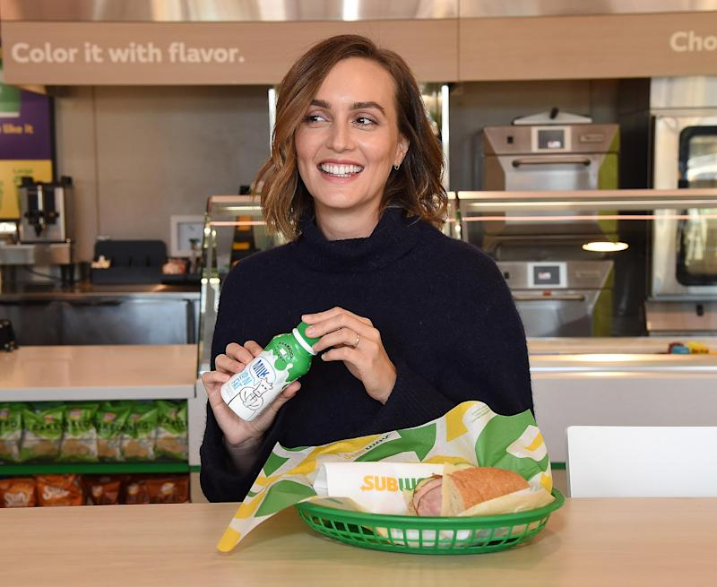 How Growing Up on Food Stamps Led Leighton Meester to Help Hungry Kids
